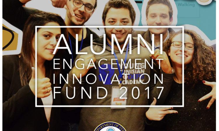 Alumni Engagement Innovation Fund 2017 now open!