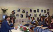 A palestra sobre direitos humanos em Alpiarça