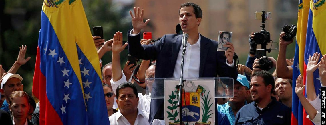 Recognition of Juan Guaido as Venezuela's Interim President by Several European Countries